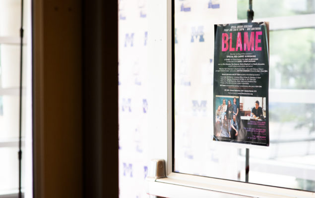 "Metuchen ""BLAME"" Screening, June 23 2017"