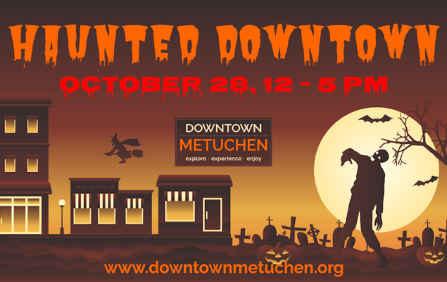 Haunted Downtown, October 28 2017